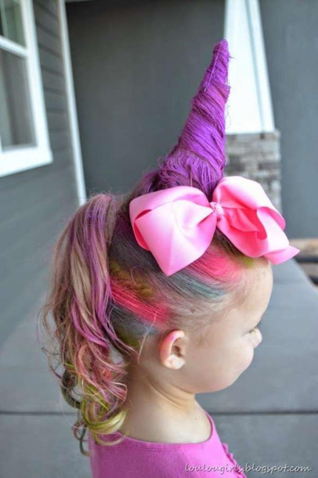 Причёски для подростков девочек на праздник