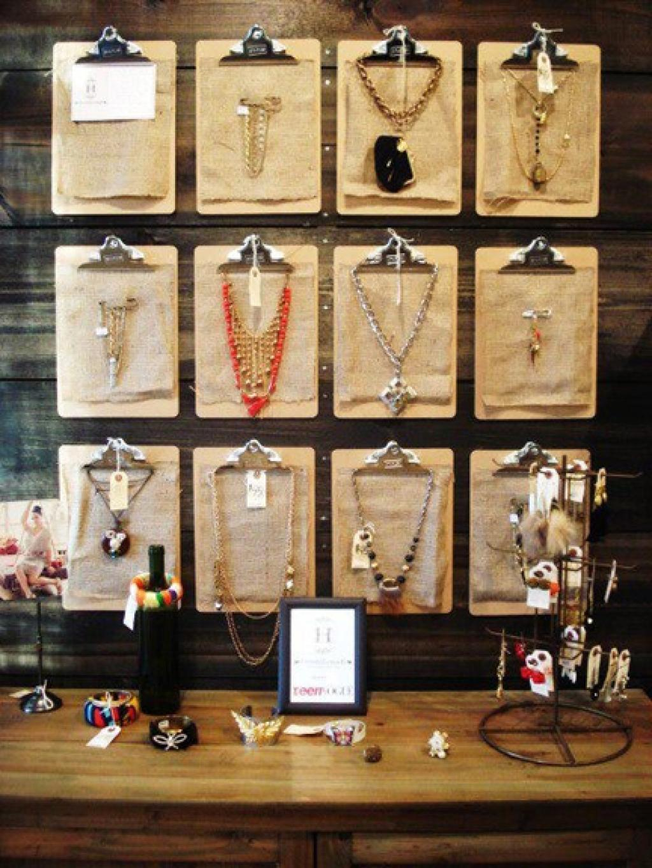 store clipboard sales display - 555×740