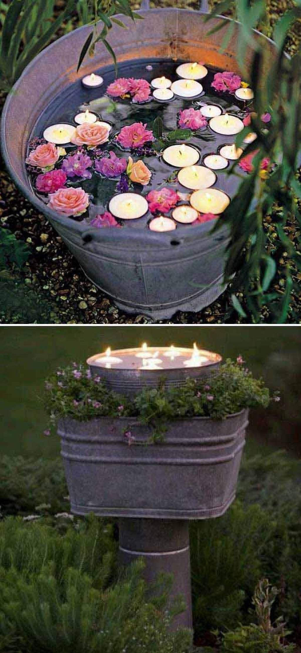 20 splendid ways to light up your garden at night ...