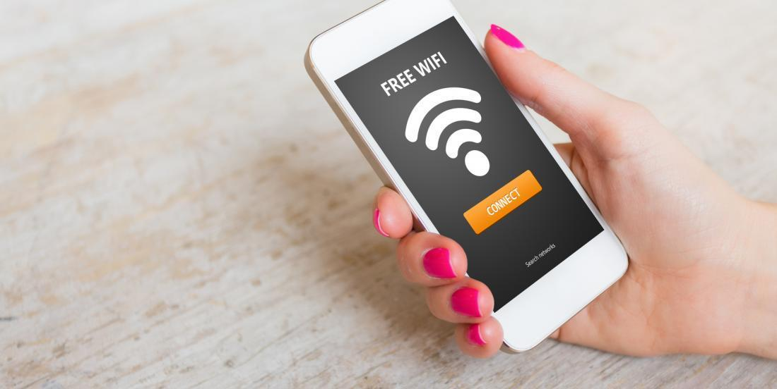 Do you know how to connect for free to all Wi-Fi networks?