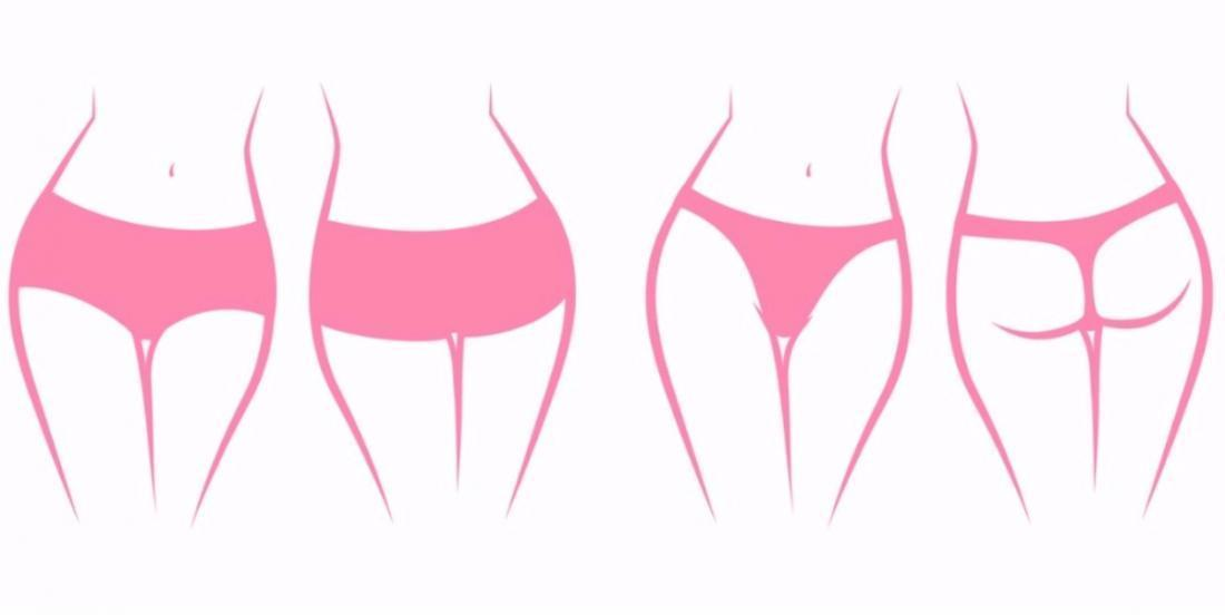 6 mistakes that most women do with their panties!