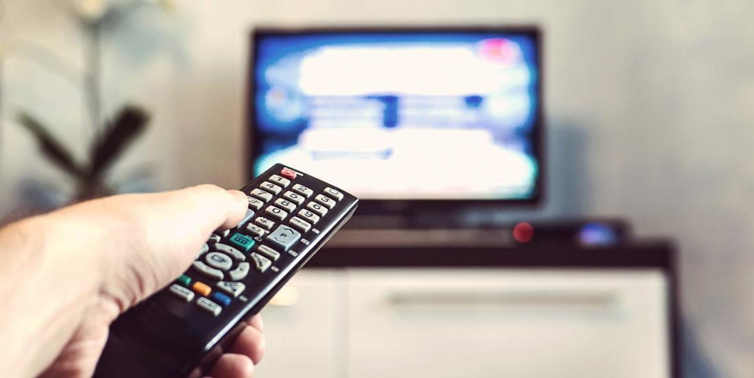 How much does 1 hour of television cost?