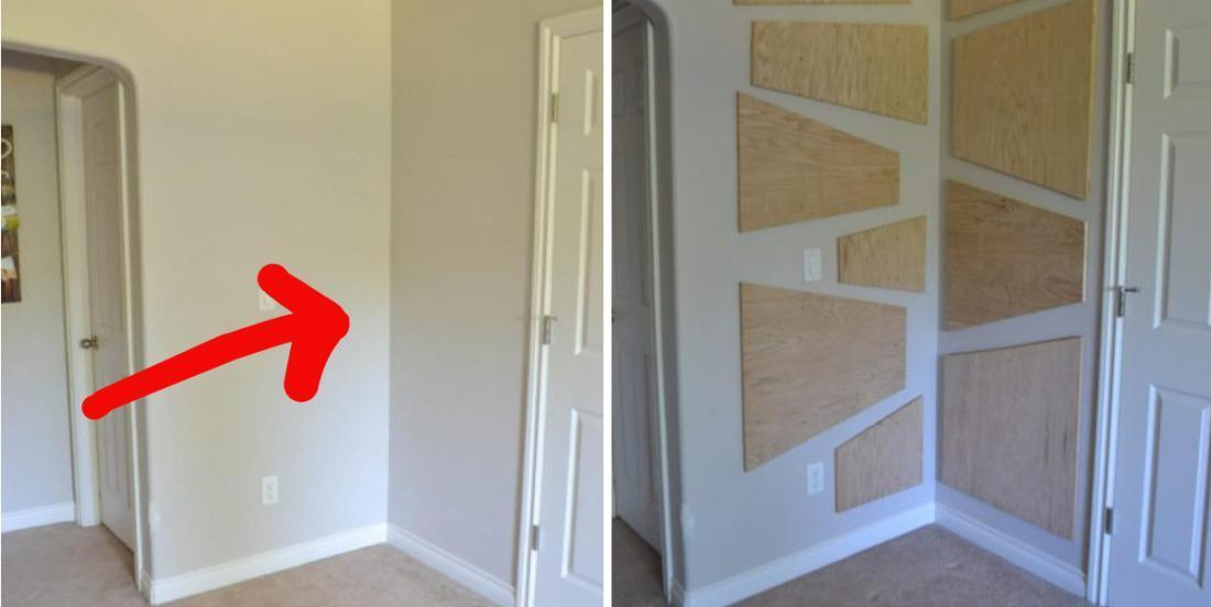 This super dad transformed a corner in his house! His children are amazed!