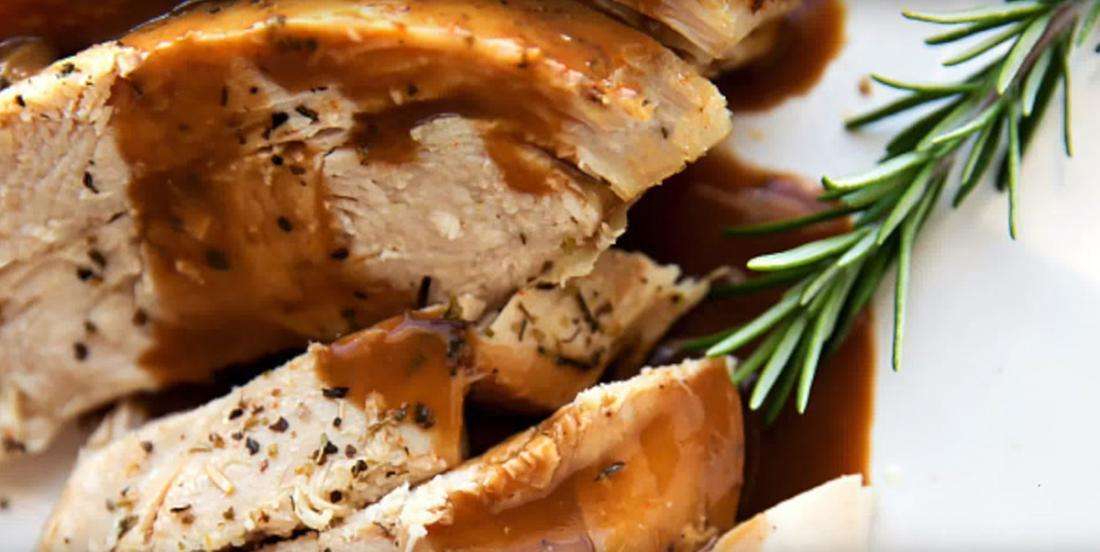 Slow cooker turkey breast, you'll want to cook it!