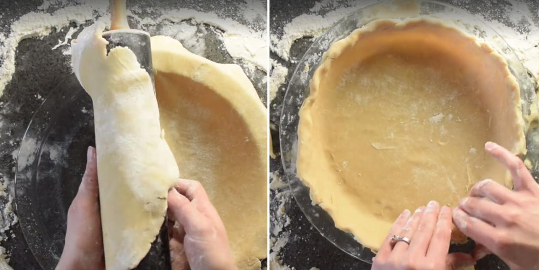 The perfect puff pastry recipe!