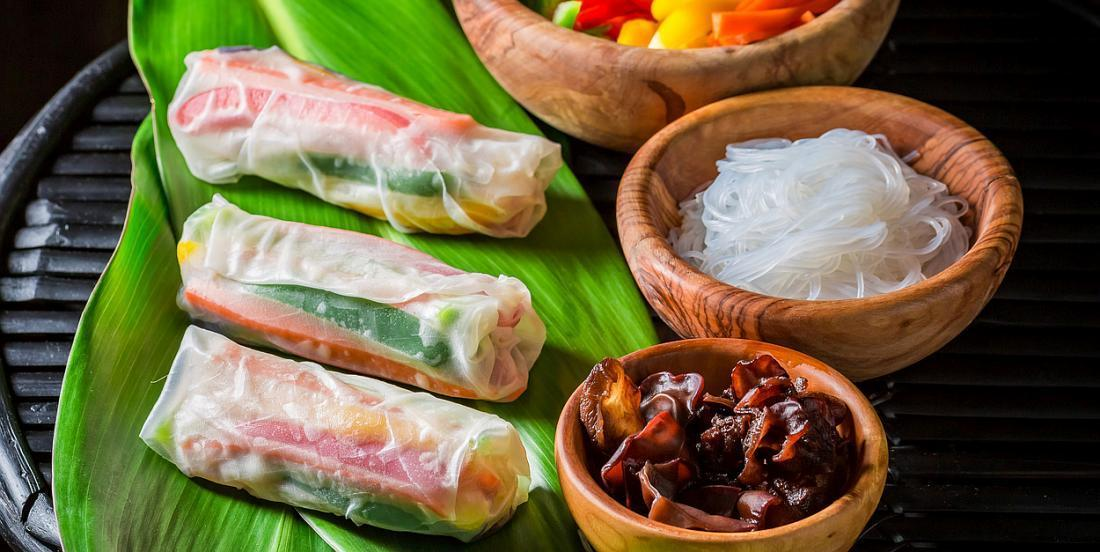 Chicken spring roll recipe that can't ever go wrong!