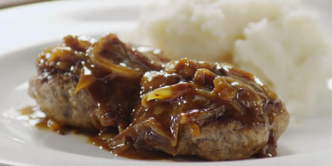My hamburger steak could not have been better! This recipe is perfect!
