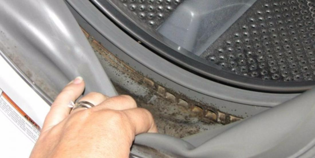 Get rid of bad smells and clean the washing machine with this shock treatment!
