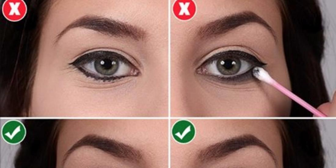 9 make-up mistakes that prevent you from having the beautiful look you dream of!