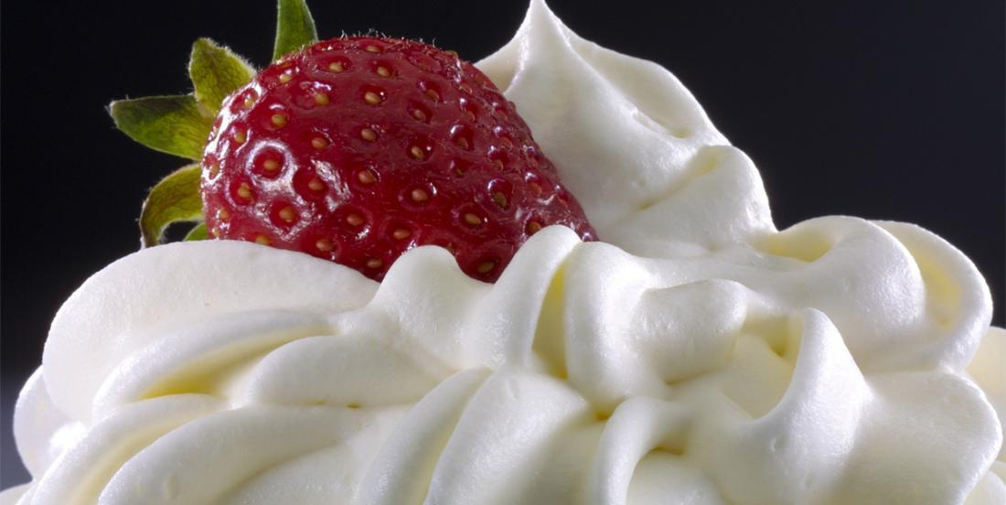 The secret of the best homemade whipped cream recipe!