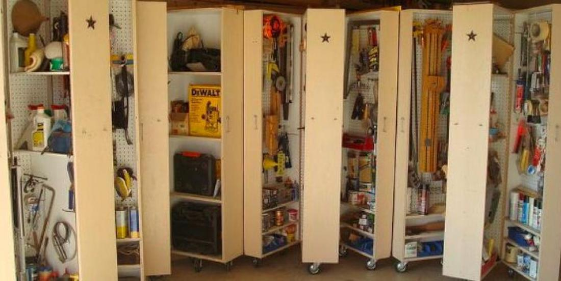 18 ways to make your garage the most organized part of your entire home!