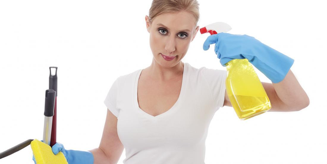 Thanks to these 5 tips, she keeps her house clean 2 times longer!