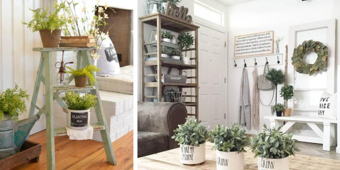 Here are 18 decorative Provencal inspired ideas
