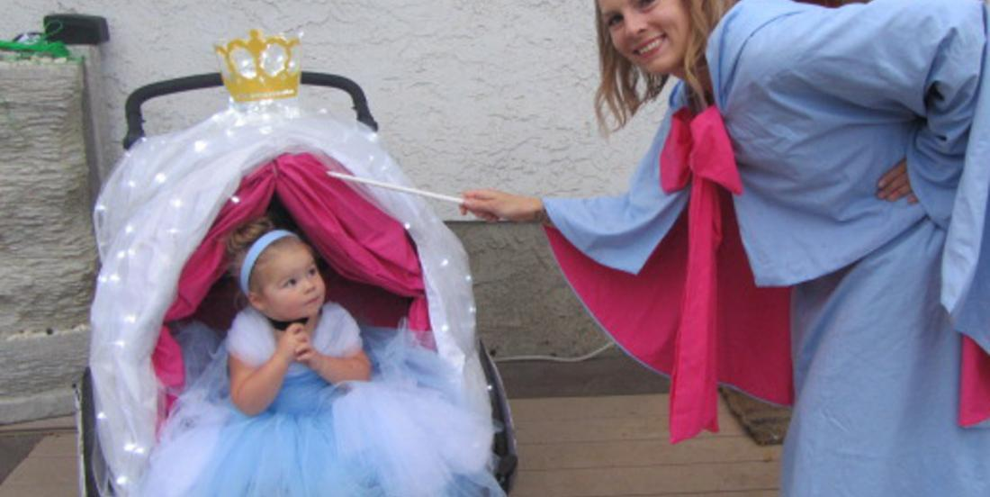 All of these moms wanted baby to participate in the Halloween celebration! Here are 20 costume ideas for baby!