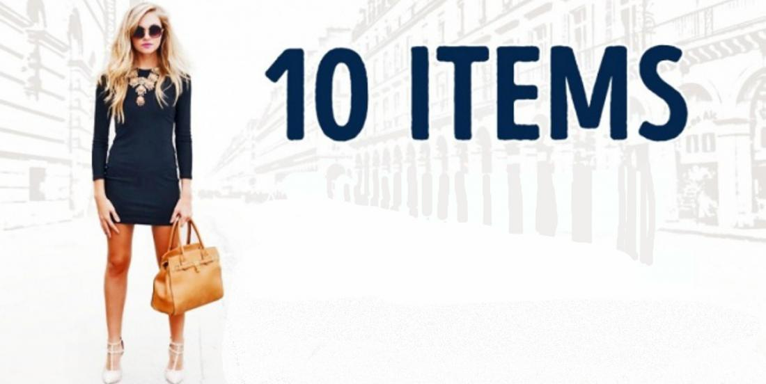 If you want to look more attractive, here are the 10 items you should have in your wardrobe!