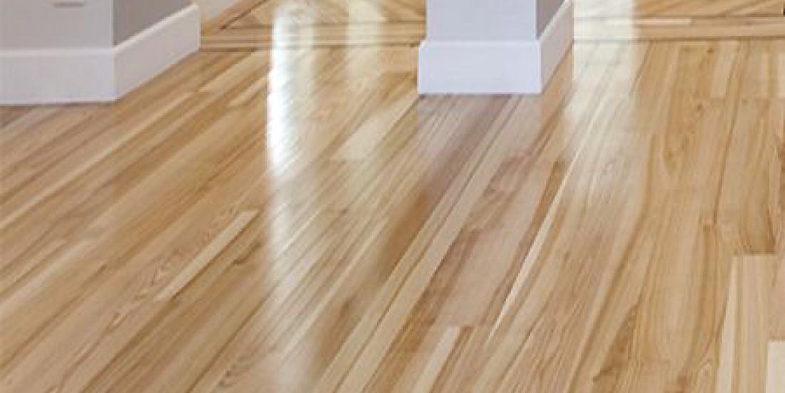 How to properly wash your vinyl floor?