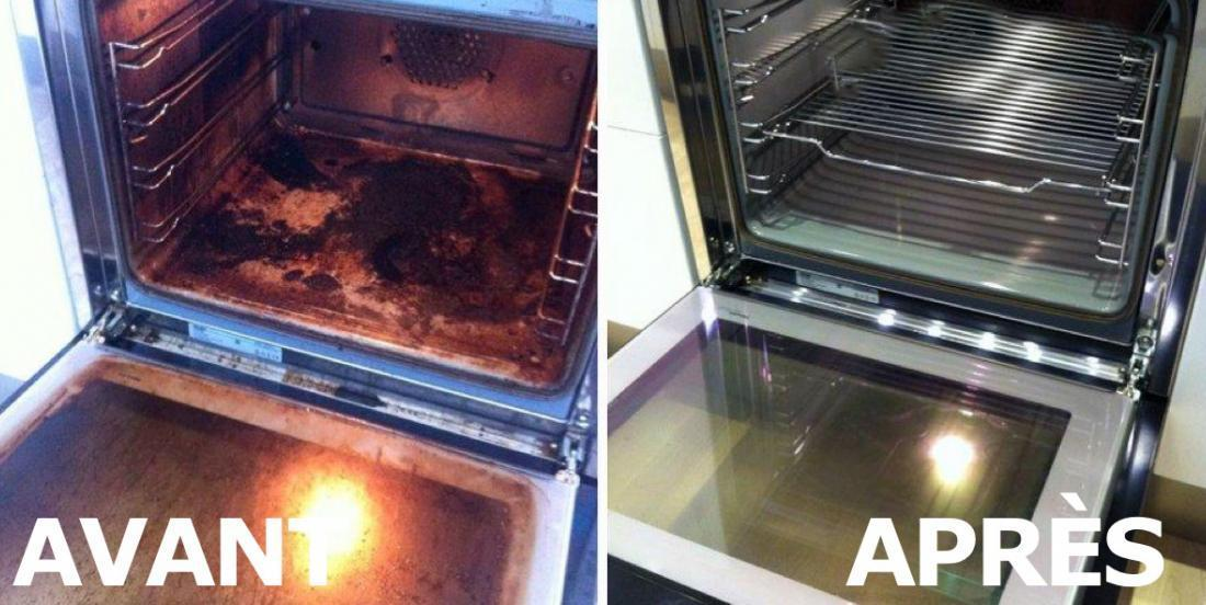 If you are one of those who hate washing the oven, you will love this tip!