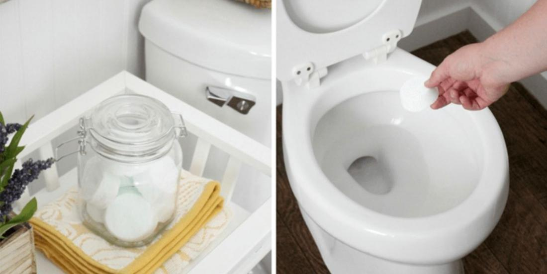 You won't be afraid of clogged toilet anymore: here is the recipe to unblock it !