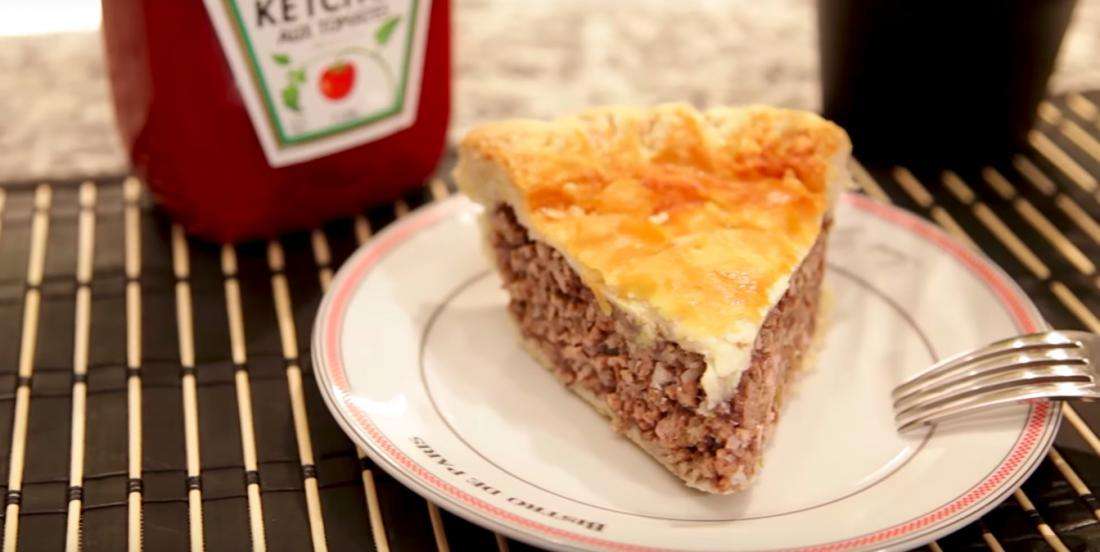 Traditional meat pie recipe!