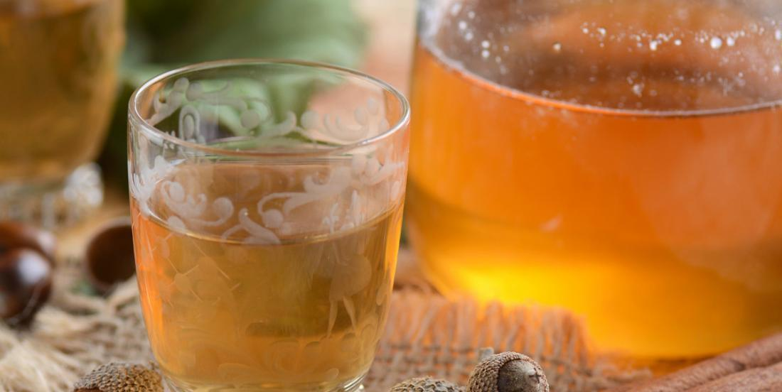 This cold herbal tea will burn fat and make you lose weight naturally!