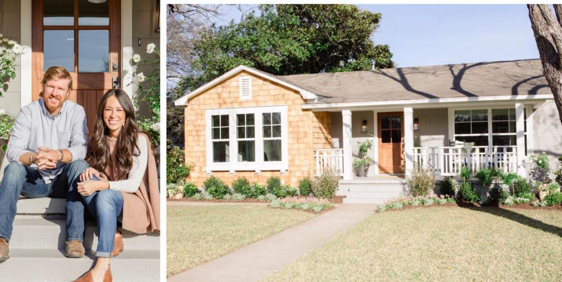 See how Chip and Joanna Gaines transformed this beautiful house from the 1950s