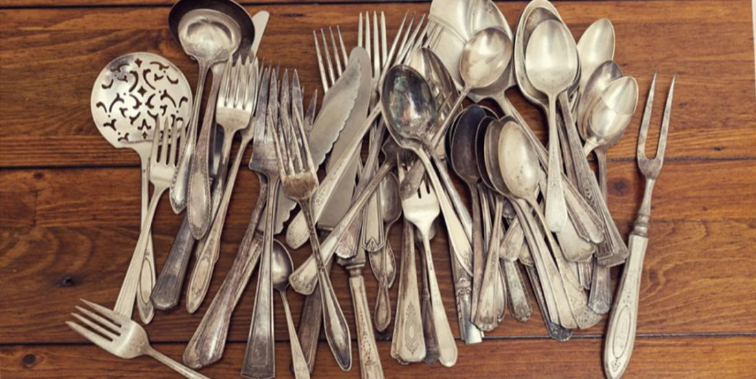Do not get rid of this old cutlery! Instead, have a look at what you could do!