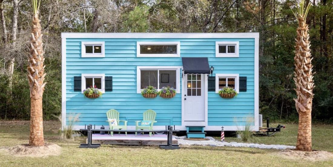 This tiny house will charm you with its amazing decor