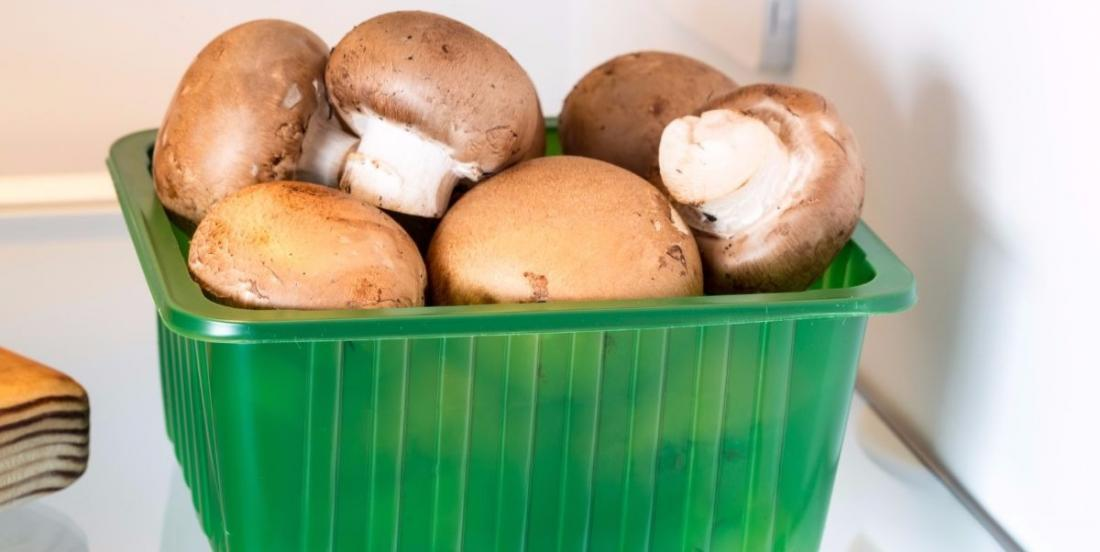 With this trick, keep your mushrooms much longer!