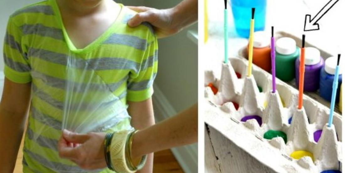 These 10 tips will greatly simplify the life of all parents