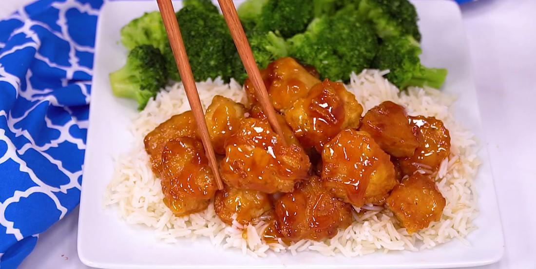 Cook the best sweet and sour chicken at home