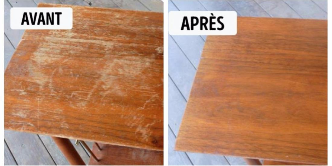 With this method, it's very easy to restore a table!