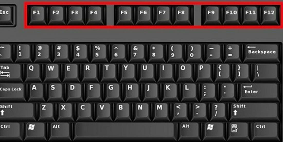 From F1 to F12, here are all the secrets of these keys to save time on your computer!