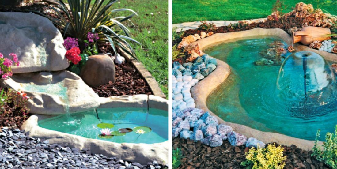 Here are 16 brilliant inspiring ideas to create an oasis in your garden