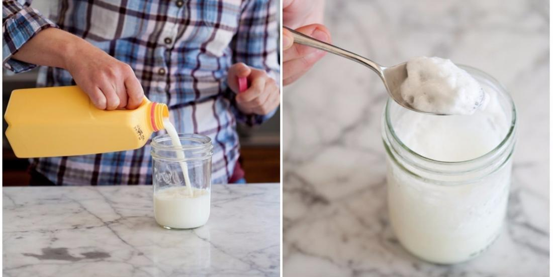 How to froth milk, without a machine, in just 1 minute? This technique is so easy!