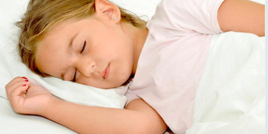 A mom shares her secret to keeping the children in bed all through the night