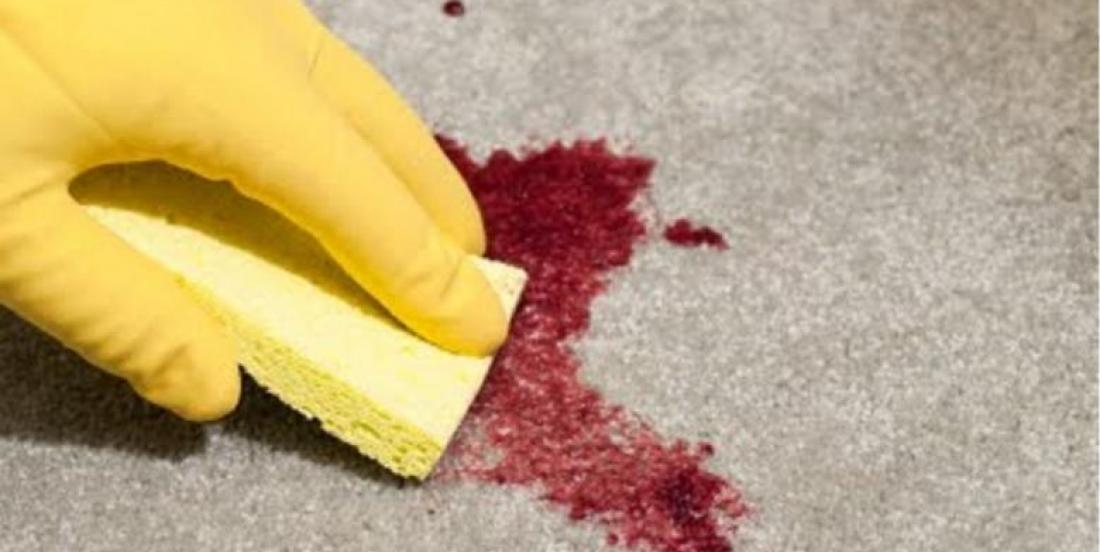 This recipe with only 3 ingredients is the most effective on stubborn stains!