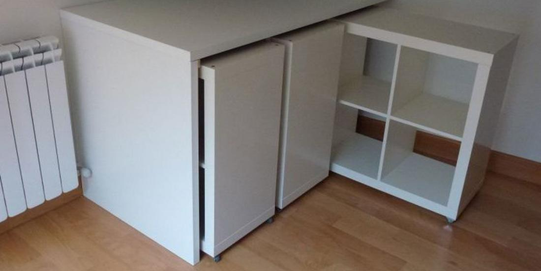 All these people have had incredibly creative ideas to decorate their homes ... With Ikea furniture!