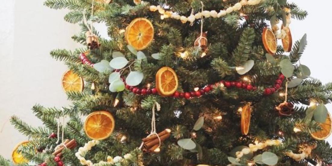 DIY Dried Oranges Slices for Christmas