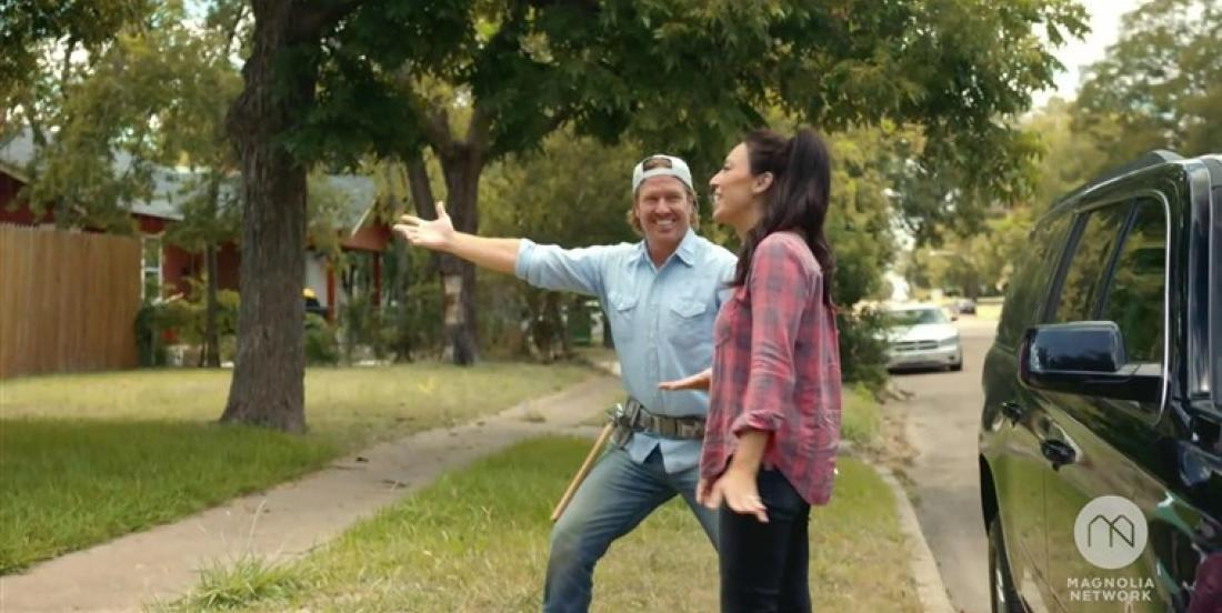 Great news: Chip and Joanna Gaines announced that they are bringing back their show the 'Fixer Upper'!