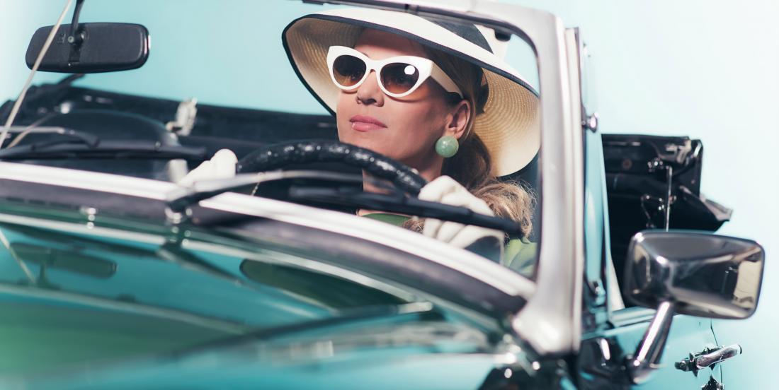It's finally official, research show that women drive better than men!