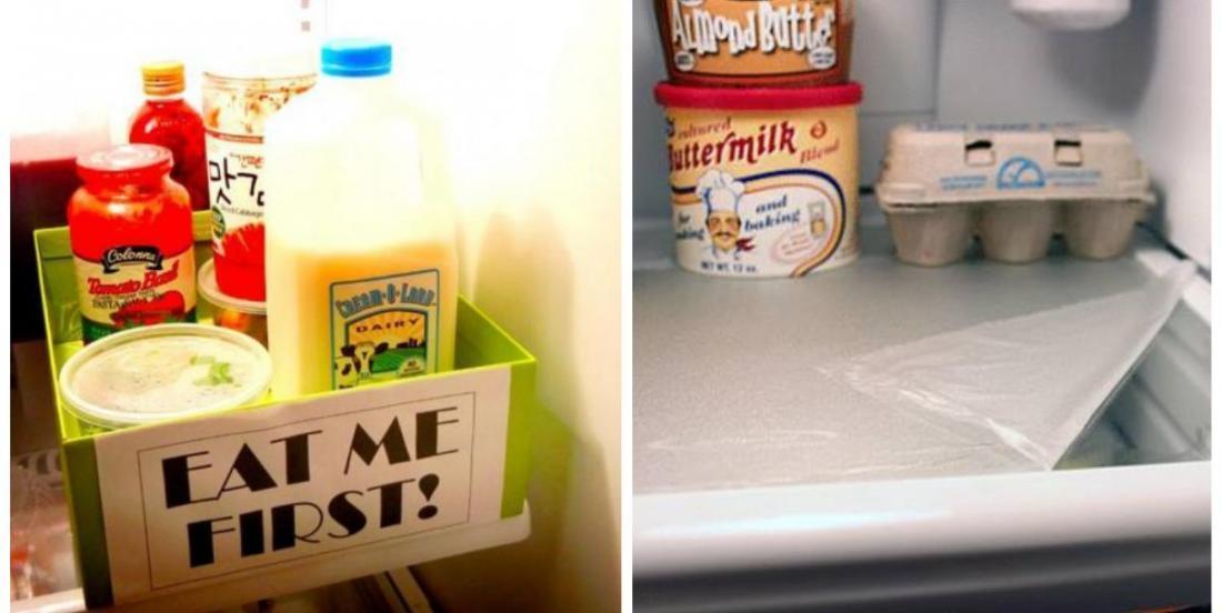 You will love these 13 fridge hacks!