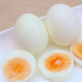 Never serve hard boiled eggs on a plate again! Add some fancy when organize a buffet!
