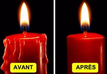 Say goodbye to the damages of burning wax by making your candles spill-proof !