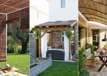 10 original ways to overshadow your patio to make the most of your garden!