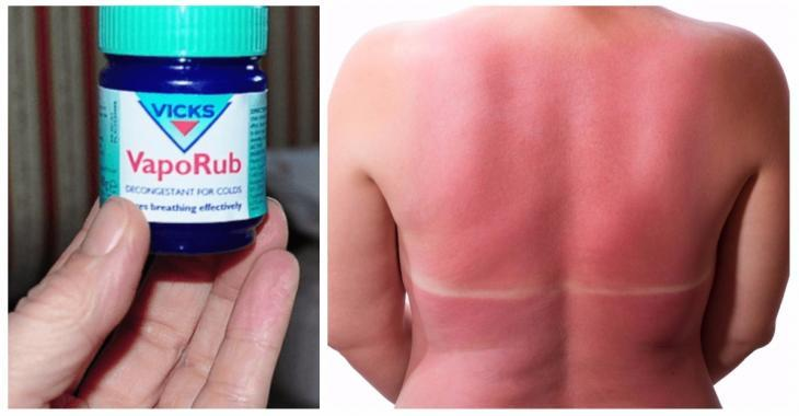 10 great ways to use Vicks VapoRub otherwise than to cure a