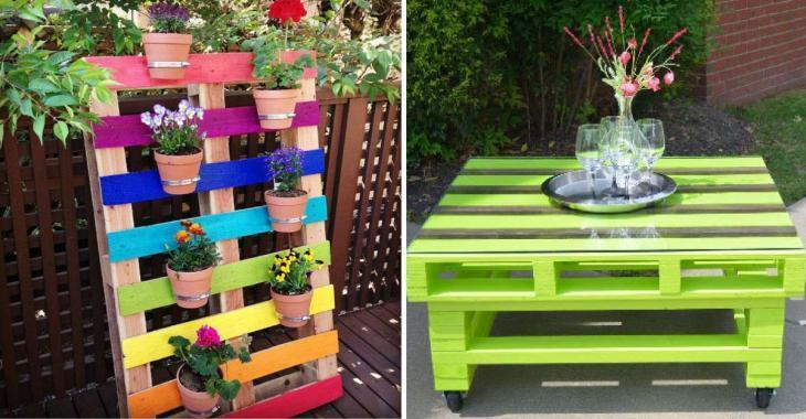 15 Ideas That Will Bring Happiness To Your Garden