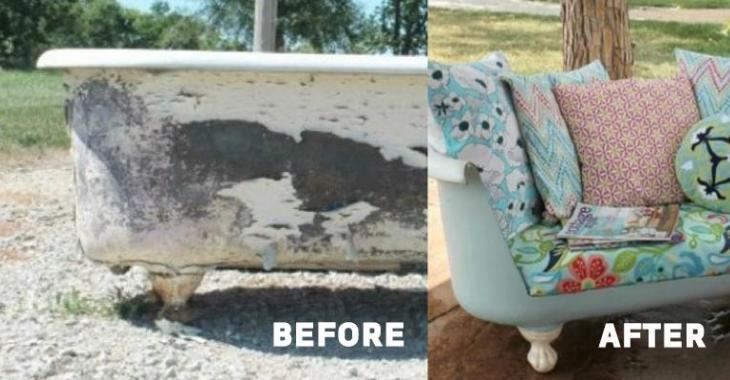 8 furniture transformations that you will love!