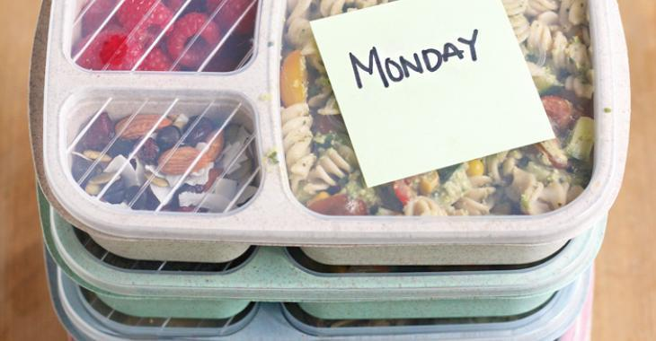 Here are 5 lunch ideas to prepare ahead of time to simplify your life