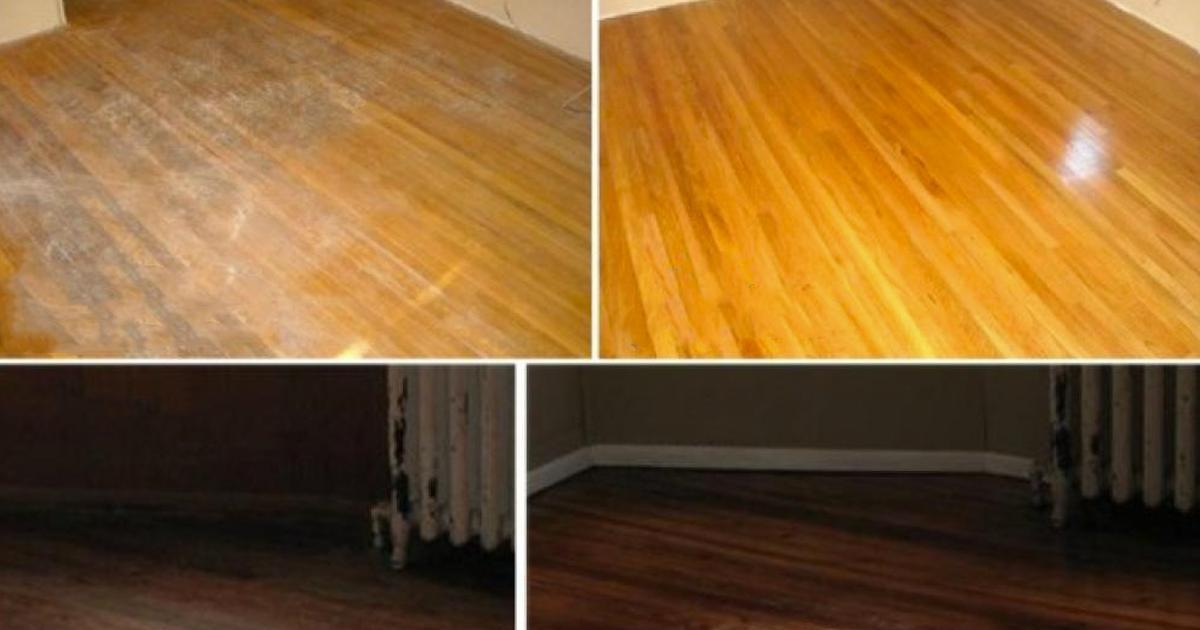 How To Get A Hardwood Floor Cleaner With No Streaks